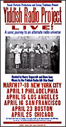 The Yiddish Radio Project Poster